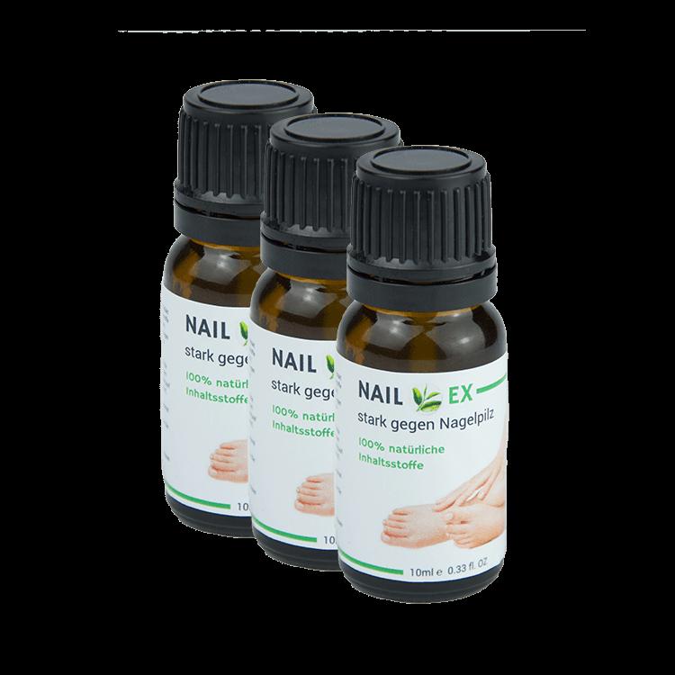 NailEx gegen Nagelpilz